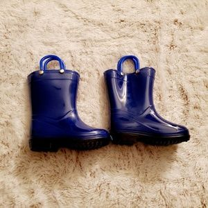 Zoogs Rain Boots Toddler Size 6